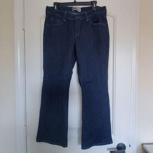 Levi's Signature Low Rise boot cut Jeans Size 10